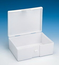 Durham 498-43 Polypropylene Plastic Kit Boxes, Super Pocket Kit