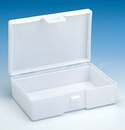 Durham 542-43 Polypropylene Plastic Kit Boxes, Snake Bite Kit