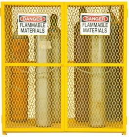 Durham EGCVC18-25 Gas Cylinder Storage Cabinets