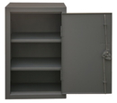 Durham HDC-202436-2S95 12 Gauge Counter Top Cabinet, 20X24X36, 2 Shelves
