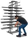 Durham HSR-303085-95 Horizontal Storage Racks