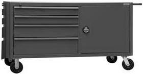 Durham MBC-3060-95 14 Gauge Mobile Bench Cabinets