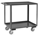 Durham RSC-2436-2-95 Rolling Service Stock Carts 2 Shelf Stock Carts