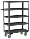 Durham RSC-3048-5-95 5 Shelf Stock Trucks