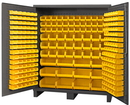 Durham SSC-722484-BDLP-264-95 Cabinets with Hook on Bins 72