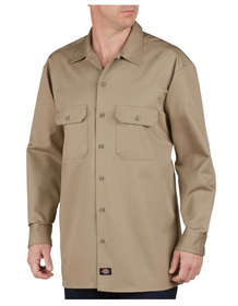 Dickies 549 Men's L/S Heavyweight Cotton Shirt