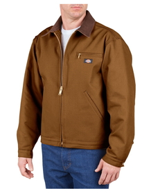 Dickies 758 Men's Blanket Lined Duck Jacket