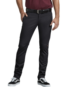 Dickies WP811 Men's Skinny Straight Fit Double Knee Work Pant
