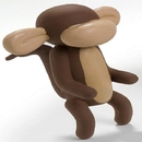 Charming Pet Products Balloon Monkey Small