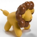 Charming Pet Products Balloon Lion Small