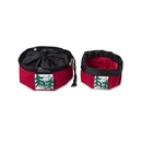 Doggles Travel - Bowl Large Red