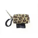 Doggie Walk Bags B-DD1-CHTANM Designer Duffle - Cheetah - Black/Unsented - 1 Roll