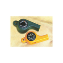 Mendota Sportsman'S Whistle W/Compass & Temp Gauge - Orange