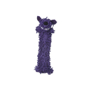 Multipet Loofa Floppy Dog, Assorted Colors - 12