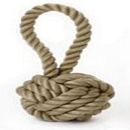 Multipet Nuts For Knots Tug (Woven Ball) - Small
