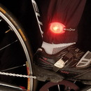 NiteIze RTL-07-02 RideLit - LED Riding Light and Safety Flasher -White