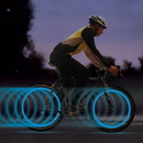 NiteIze SKL-03-28 SpokeLit - LED Bike Light and Safety Flasher for Spokes- GREEN