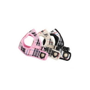 PUPPIA AH978PILG Harness - Junior B Jacket Pink LG