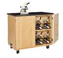 Diversified Woodcrafts 4741K Mobile Micro-Charge Station