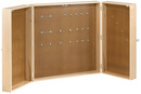 Diversified Woodcrafts MC-1 Wall Mounted Tool Storage Cabinet