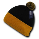 Decky 687 Athletic Pom Pom Beanies