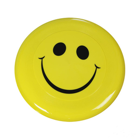 GOGO Cute Smile Face Flying Saucers / Frisbees, Outdoor Toys, Price/ONE DOZEN