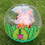 GOGO Inflatable Zoo Animals in Beach Balls, Outdoor Game Toys, Christmas Gift Idea