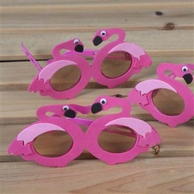 GOGO Flamingo Party Glasses, Price/ONE DOZEN