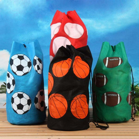 GOGO Sports Ball Drawstring Bags, Christmas Gift, Price/ONE DOZEN