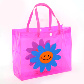GOGO Kid's Handbag, Transparent Goody Bag, Christmas Gift, Price/Piece