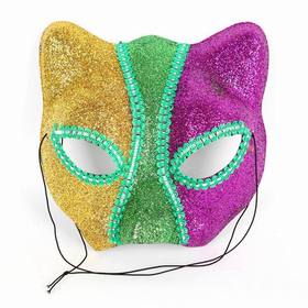 GOGO Sparkling Animal Masks, Party Favors, Price/Piece