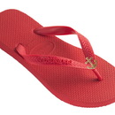 Dini's Los Angeles Flip-Flops Crystal Anchor