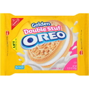 Dot Foods 525000 Nabisco Oreo Double Stuf Sandwich Cookies Golden 12X15.250 Oz