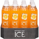 Dot Foods 622313 Sparkling Ice Beverage Orange Mango 12/17Oz