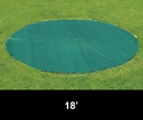 Douglas 26501H 18' Diameter Pitcher's Mound Cover, Heavy-Weight