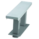 Douglas 36590 Hollywood Dual Stanchion Removable Pitching Rubbers