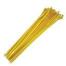 Douglas 36968 Package of 100 Yellow Poly-Cap Ties