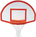 Douglas 39166 FAL Fan Shaped Aluminum Backboard with Target & Border, 36.5