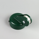 """Douglas 53504 Replacement Cap with Pulley Green for 2 7/8"""" OD Posts (Universal)"""
