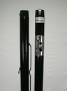 Douglas 63075 PremierTM XS-36 Pickleball/QS Tennis Posts, Black (2-7/8