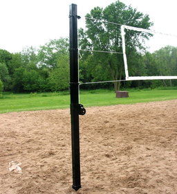 Douglas 65250 VBS-3.5 SQ Black Volleyball System
