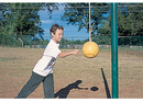 Tether Ball With Post