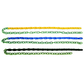 "Plastisol Coated Chain- 5'6"" Long(Swings)"