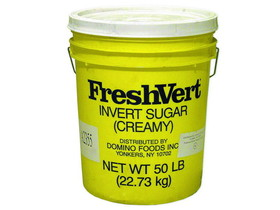 Domino Sugar 5gal/51lb Freshvert Sugar Cream, Price/PL