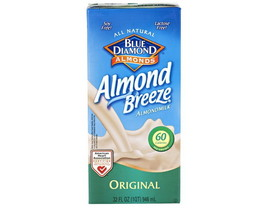 Blue Diamond 12/32oz Almond Breeze Original, Price/Case