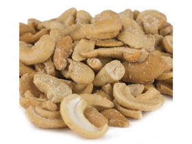 Wricley Nut Cashew Pieces Large (Roasted & Salted) 25lb, Price/Each