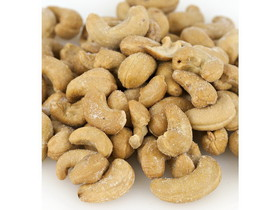 Wricley Nut Cashews 240ct Roasted & Salted 15lb, Price/Each