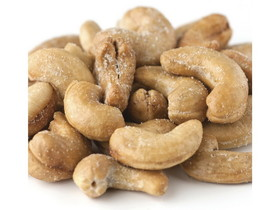 Wricley Nut Cashews 210ct Roasted & Salted 15lb, Price/Case