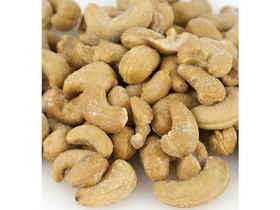 Wricley Nut Cashews 160/180ct Roasted & Salted 15lb, Price/Each