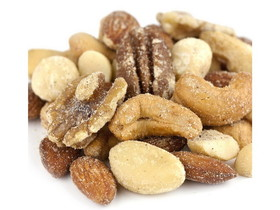 Wricley Nut 15lb Mixed Nuts (R&S) Premium, Price/Each